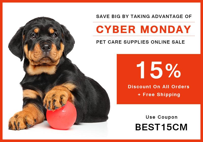 Save Big With Cyber Monday Pet Deals Online Sale Bestvetcare
