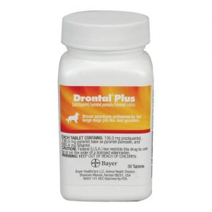 Drontal-effective-treatment-against-worms