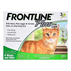Frontline Plus for cat